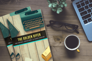 The Golden Offer Report For Coaches by Coach Financing