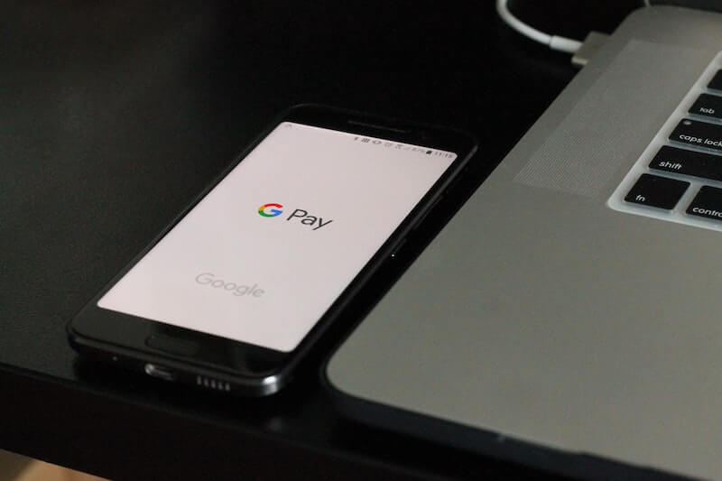 Google pay used for investing in a coaching program